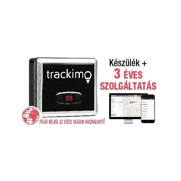 Trackimo készülék+3 év szolgáltatás