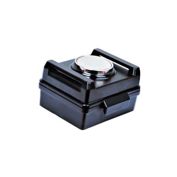 Mágneses doboz nyomkövetőhöz akkumulátorral